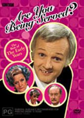Are You Being Served? - The Best Of The Early Years on DVD