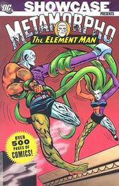 Showcase Presents Metamorpho: v.1 by B. Haney image