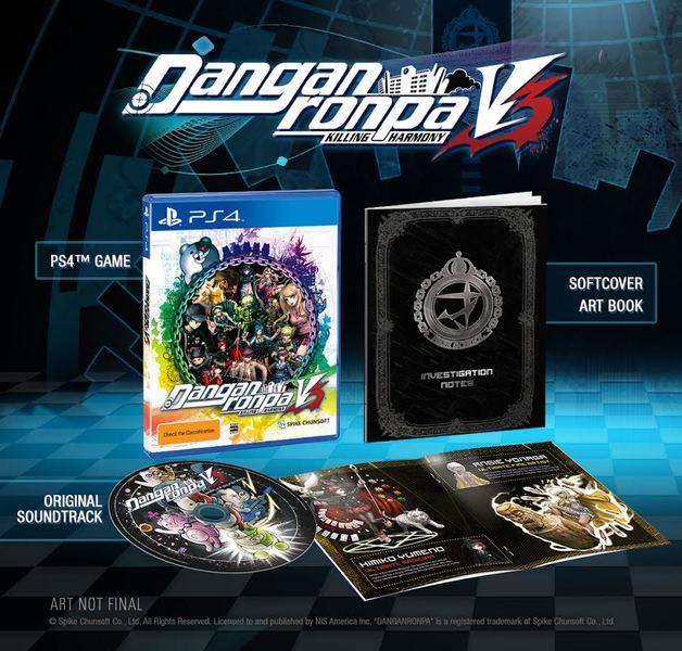 Αποτέλεσμα εικόνας για Danganronpa V3: Killing Harmony D1 Edition PS4
