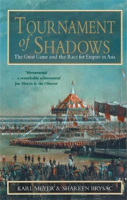 Tournament Of Shadows by Karl E. Meyer image