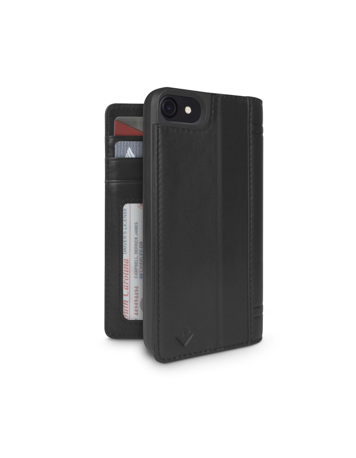Twelve South Journal for iPhone 7/6/6S (Black) image