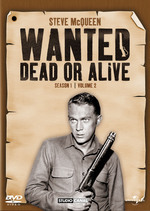 Wanted - Dead Or Alive: Season 1 - Vol. 2 (3 Disc Set) on DVD