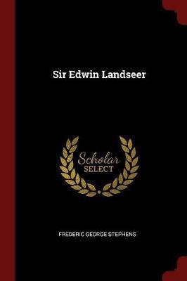 Sir Edwin Landseer by Frederic George Stephens image