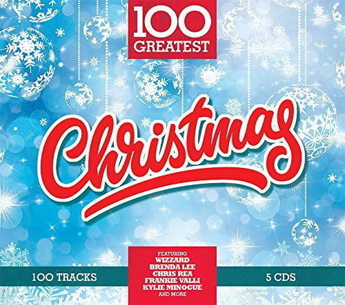 100 Greatest: Christmas (5CD) by Various