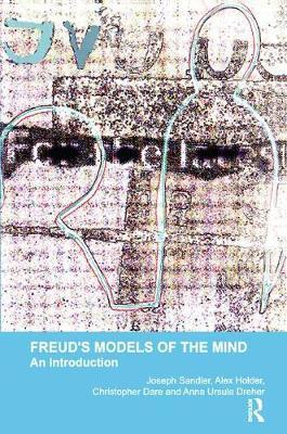 Freud's Models of the Mind by Christopher Dare image