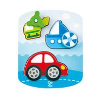 Hape: Dynamic Vehicle Puzzle