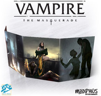 Vampire: The Masquerade [5th Edition] - Storyteller Screen