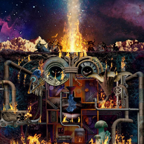Flamagra - Deluxe Edition (2LP + DL) by Flying Lotus
