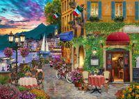 Holdson: 1000 Piece Puzzle - Of Land & Sea S2 (Italian Fascino)