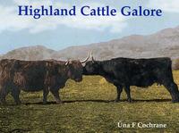 Highland Cattle Galore by Una Flora Cochrane image