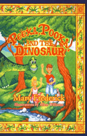 Peeka, Pooka, and the Dinosaur by Mary Frederick image