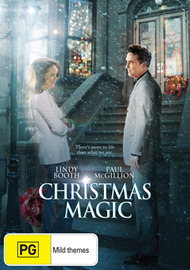 Christmas Magic on DVD