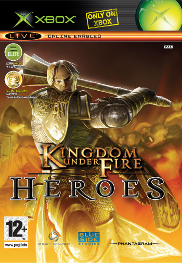 Kingdom Under Fire: Heroes for Xbox