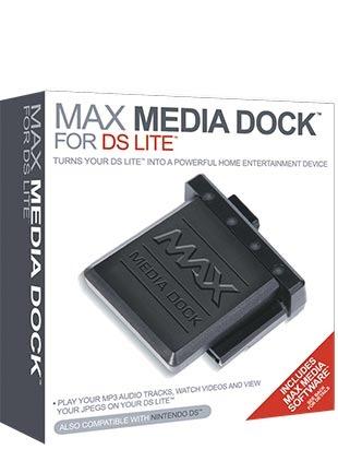 Max Media Dock for Nintendo DS