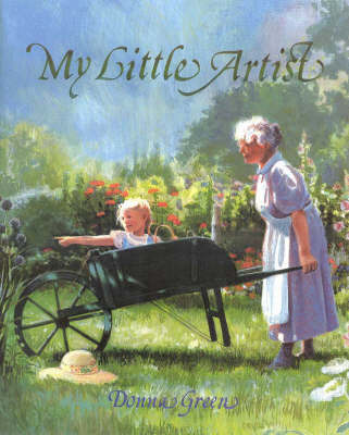 My Little Artist by Donna Green