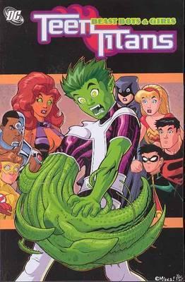 Teen Titans TP Vol 03 Beast Boys And Girls by Ben Raab