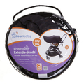 Dreambaby Stroller Shade - Black (Large)