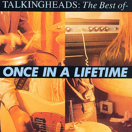 Once In A Lifetime by Talking Heads image