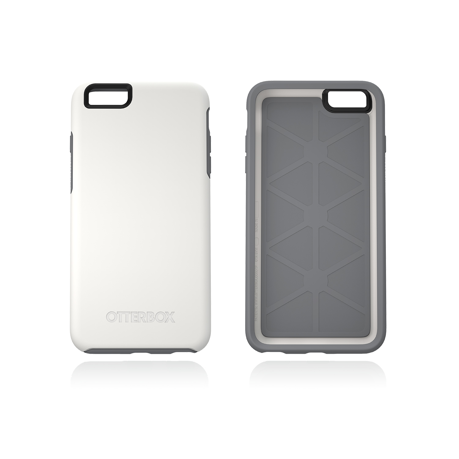 otterbox for iphone 6 otterbox symmetry iphone 6 6s glacier at mighty ape 15811