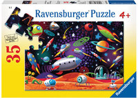 Ravensburger - Space Puzzle (35pc)