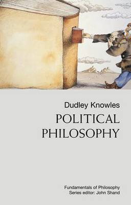 Political Philosophy by Dudley Knowles image