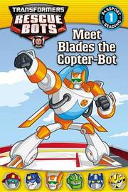 Meet Blades the Copter-Bot by D Jakobs