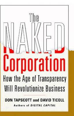 The Naked Corporation by Don Tapscott image