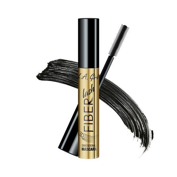 LA Girl Fibre Lash Mascara (Intense Black)