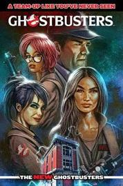 Ghostbusters The New Ghostbusters by Erik Burnham