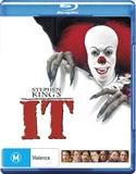 Stephen Kings's IT on Blu-ray