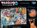 Wasgij: 13 - Mystery A Purrfect Escape 1000 Piece Puzzle