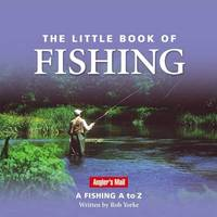 The Little Book of Fishing by Rob Yorke image