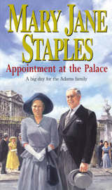 Appointment At The Palace by Mary Jane Staples
