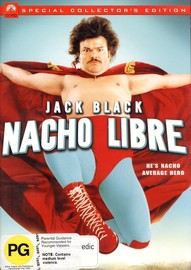 Nacho Libre - Special Collector's Edition on DVD image