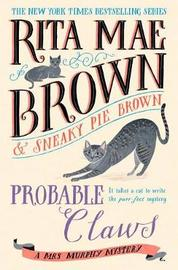 Probable Claws by Rita Mae Brown image