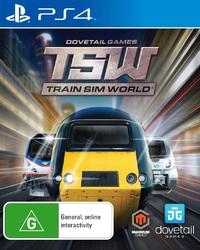 Train Sim World for PS4
