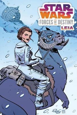 Star Wars Forces of Destiny by Elsa Charretier