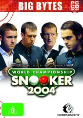 World Championship Snooker 2004 for PC Games