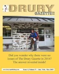 The Drury Gazette Issue 1 Volume 9 by Drury Gazette