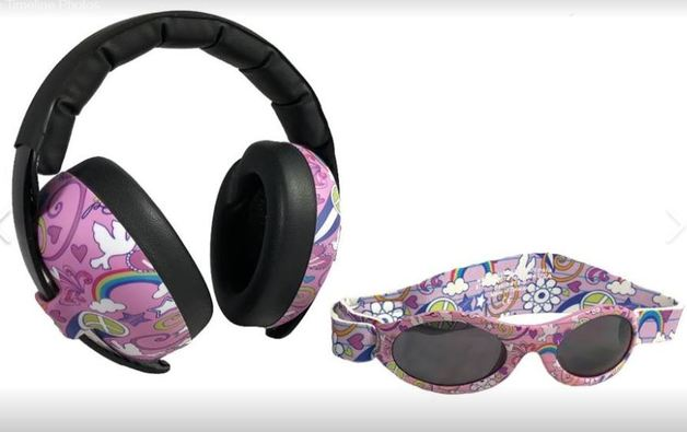 Banz Carewear: Peace Protection Set (Under 2 years)