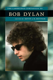 The Cambridge Companion to Bob Dylan image