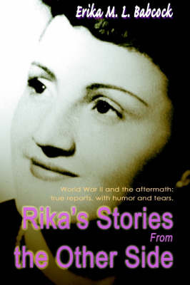 Rika's Stories from the Other Side by Erika M. L. Babcock image