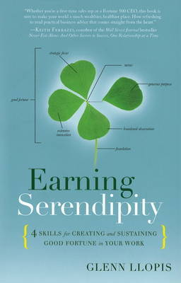 Earning Serendipity by Glenn Llopis image