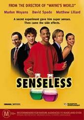 Senseless on DVD