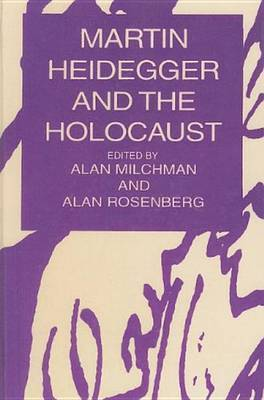Heidegger And The Holocaust by Martin Heidegger image