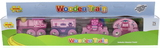Bigjigs Rail Accessories - Princess Train