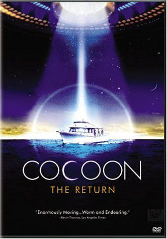 Cocoon - The Return on DVD image