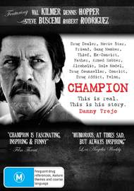 Champion on DVD