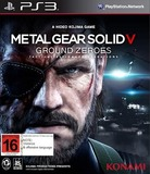 Metal Gear Solid V: Ground Zeroes for PS3