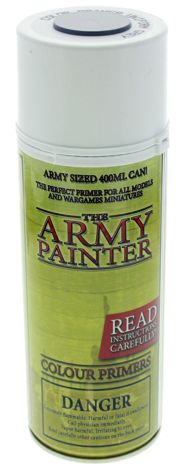 Army Painter Uniform Grey Colour Primer image